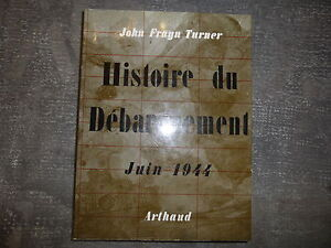 Overlord-Histoire-du-debarquement-DDay-6-Juin-1944-Normandie-John-Frayn-Turner