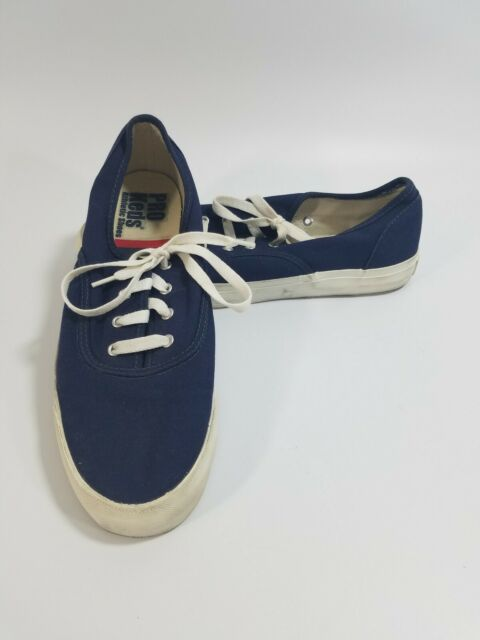 Canvas Shoes Navy Blue SNEAKERS