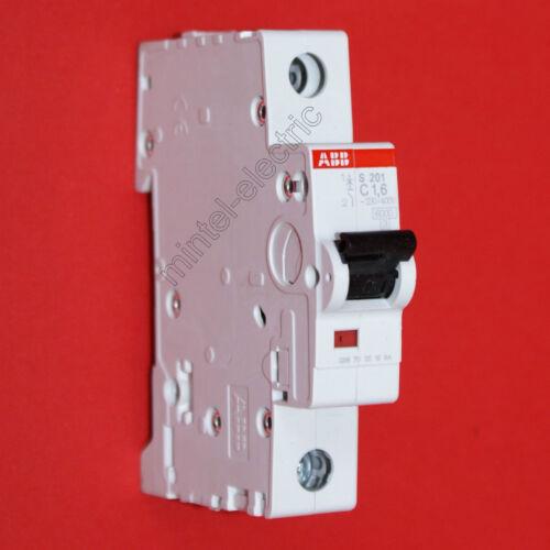 ABB sauvegarde automate commutateur de protection de ligne s201-c1,6