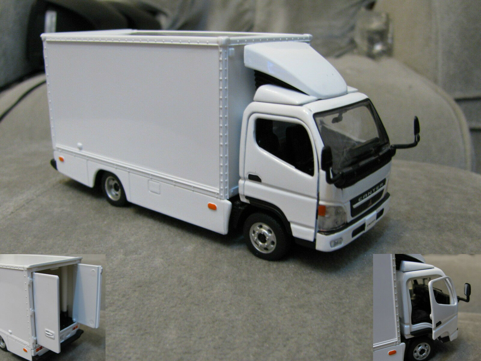 1 43 Mitsubishi Canter Light Duty Truck diecast