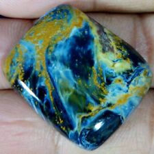 100% Natural Fire Pietersite Oval, Pear, Cushion, Fancy Cabochon Loose Gemstone