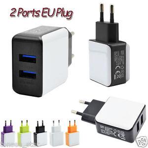3A-2-Ports-EU-Stecker-USB-Wand-Spielraum-Wechselstrom-Ladegeraet-Adapter-EU-Plug
