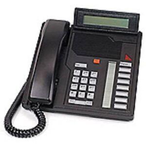 1-Refurbished-Black-Nortel-M2008D-Phone-Nortthern-Telecom-Meridian-Options