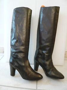 Boots 5 Carel Of T Vintage Origin 1982 scuro Marrone 38 6qaxSwAx