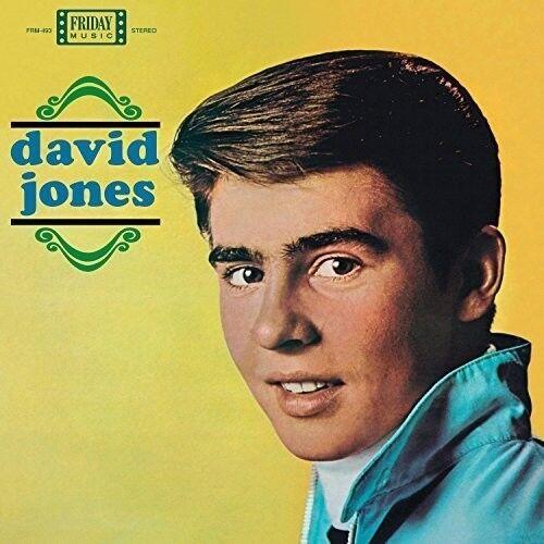 Davy Jones / Monkees - David Jones [New Vinyl LP] Gatefold LP Jacket, Ltd Ed, 18