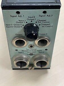 Bruel-amp-Kjaer-B-amp-K-2807-Two-Channel-Microphone-Power-Supply