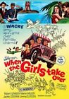 When The Girls Take Over 0089218714497 DVD Region 1
