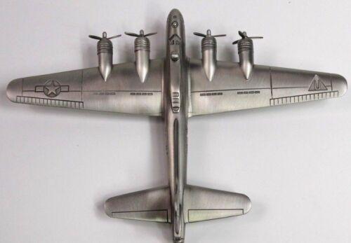 B 48 WW2 B17 Bomber 1 Military Aircraft Airplane Air Plane Craft Metal Army U.S