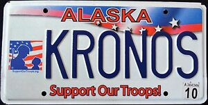 ALASKA-034-SUPPORT-OUR-TROOPS-034-2010-AK-Military-Vanity-Specialty-License-Plate