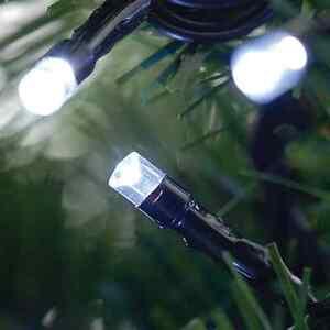 100 led blanc lumineux statique lumières secteur hautes fée lumières garden party de noël-afficher le titre d`origine Yqi9bxpX-07184003-833862785