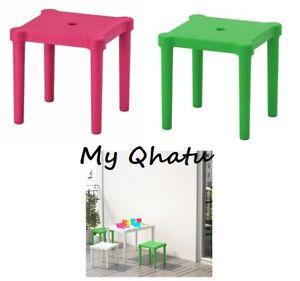 Incredible Ikea Stool Children Kids Seat Indoor Outdoor Green Pink Creativecarmelina Interior Chair Design Creativecarmelinacom