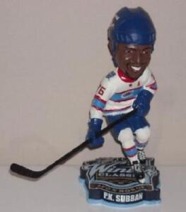 watch 35410 11958 Details about P.K. Subban Montreal Canadiens 2016 NHL Winter Classic  Bobblehead NHL