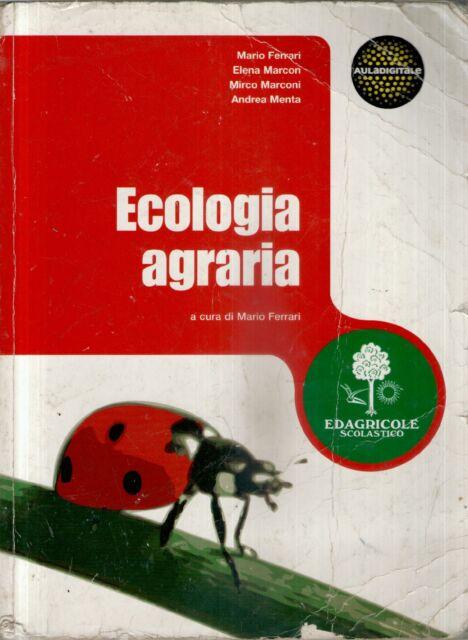 Ecologia agraria  Accettabile -9863