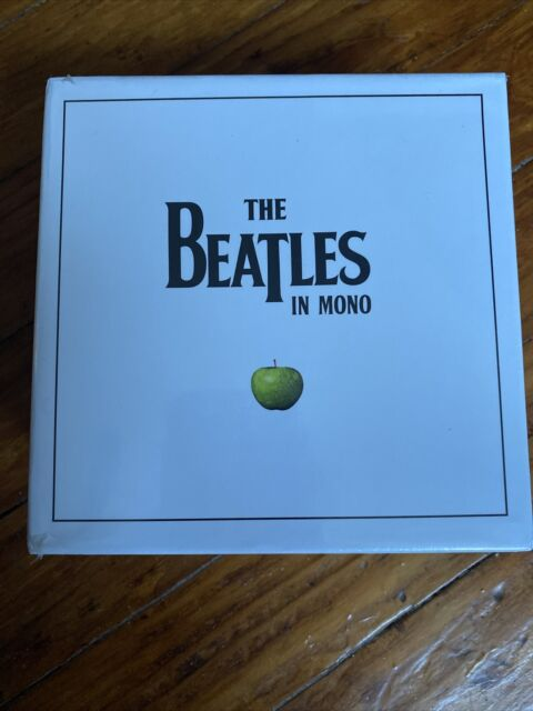 The Beatles - The Beatles In Mono 2009 Factory Sealed CD Box Set