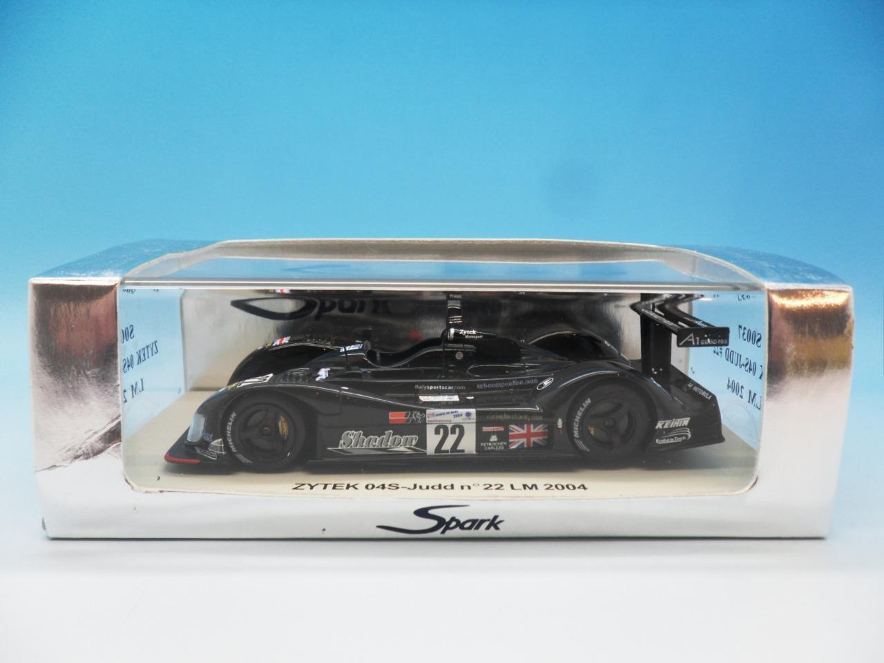 Spark 1 43 Zytek 04S - Judd  22 Le Mans 2004 S0037