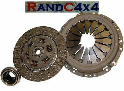 551K Land Rover Defender 200 Tdi EXTREME USE Three Part Clutch Kit Fork  Bearing