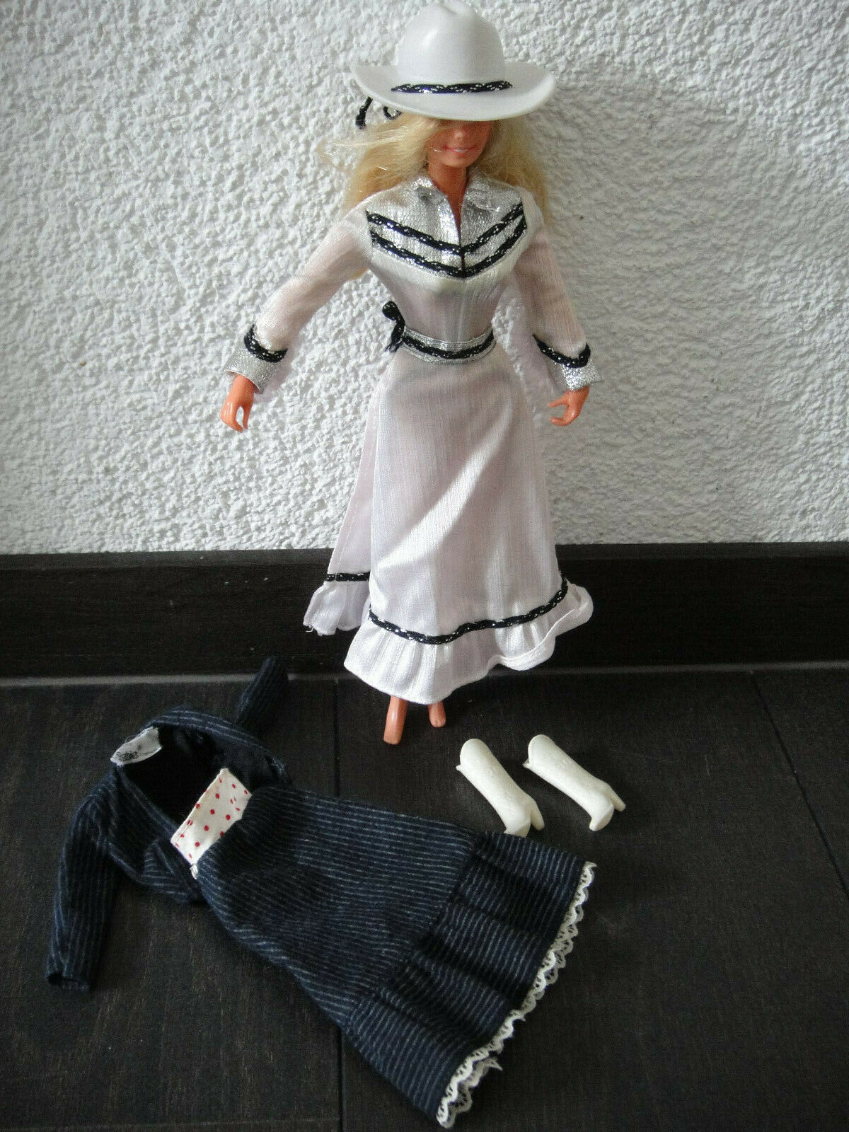 Barbie Superstar ERA ÄRA EUROPEAN WEstern Fun busy hands no 1