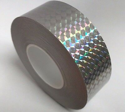 1//8th Inch Mosaic Holographic Tape Iridescent Prism Tape