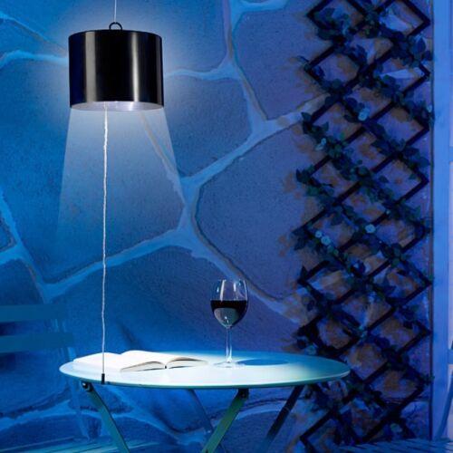 Étanches solaire-Lampe suspendu suspension Luminaire-Lampe solaire avec super Heller LED