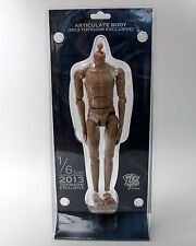 1/6 SCALE 2013 TOYSHOW EXCLUSIVE ARTICULATE BODY 01