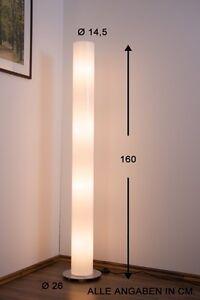 Lampada da terra Design Piantana Moderna Lampadario stelo plastica ...