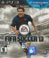 Ps3 Ea Sports Fifa Soccer 13 Video Game Messi Football Bpl,lfp,fmf,mls,uefa