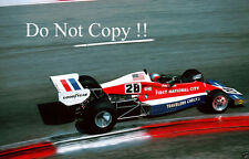 John Watson Penske PC4 French Grand Prix 1976 Photograph 2