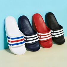 online store f170d ca0f7 Adidas Duramo Mens Womens Sandal Slides Purpler Pink Blue Yellow Green  Black etc