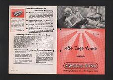 Werbung 1937, KWARZA-BONA Quarz-Lampe