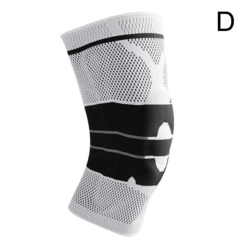 Knee Brace Support Sports Nylon Sleeve Pad Compression Sport Pads Running Unisex
