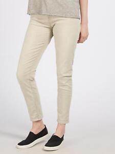 £ Slim Scotch Maison Størrelse Jeans Bnwt Boyfriend Petit Rrp W27 Sand L32 110 Uk Ami qxSxgFtO