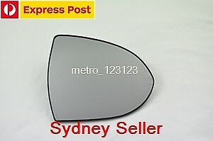 RIGHT DRIVER SIDE MIRROR GLASS FOR KIA SPORTAGE 2010-2016 HEATED