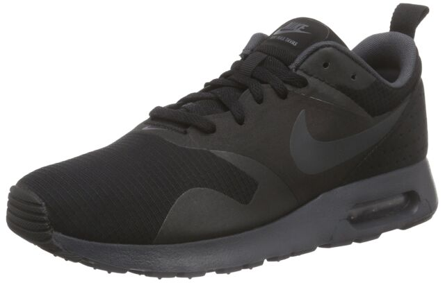 huge discount 63ae0 554a9 NIKE Mens Air Max Tavas BlackAnthraciteBlack Running Shoe 7.5 Men US