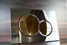 Geberit Sigma 01 Gold Bi Color Drückerplatte Betätigungsplatte Badezimmer Edel