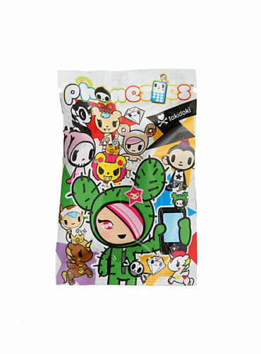 TOKIDOKI PHONEZIES FIGURE PHONE CHARM BLIND BAG **SEALED in RETAIL PACKAGE