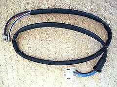 classic morris minor sealed beam headlamp wiring harness loom ebay rh ebay co uk Automotive Wiring Harness Engine Wiring Harness