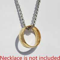 Stainless Steel The Lord of The One Rings Bilbo Baggins The Hobbits Gold Rings