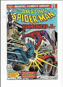 The-Amazing-Spider-Man-130-March-1974-Hammerhead-and-Spidermobile