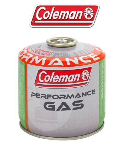 1 PEZZO * BOMBOLETTA CARTUCCIA GAS COLEMAN c300 performance FILETTO 240 g GAS