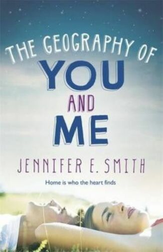 1 of 1 - The Geography Of You And Me, E. Smith, Jennifer | Paperback Book | Good | 978147