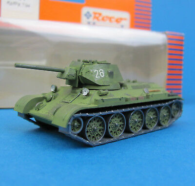 Roco Minitanks H0 1237 KAMPF-PANZER T-34 UdSSR WWII SU HO 1:87 OVP Premo T34