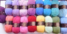 17 x 100g Balls Stylecraft Special D/K Wool/Yarn Knitting/Crochet Attic 24 Pack