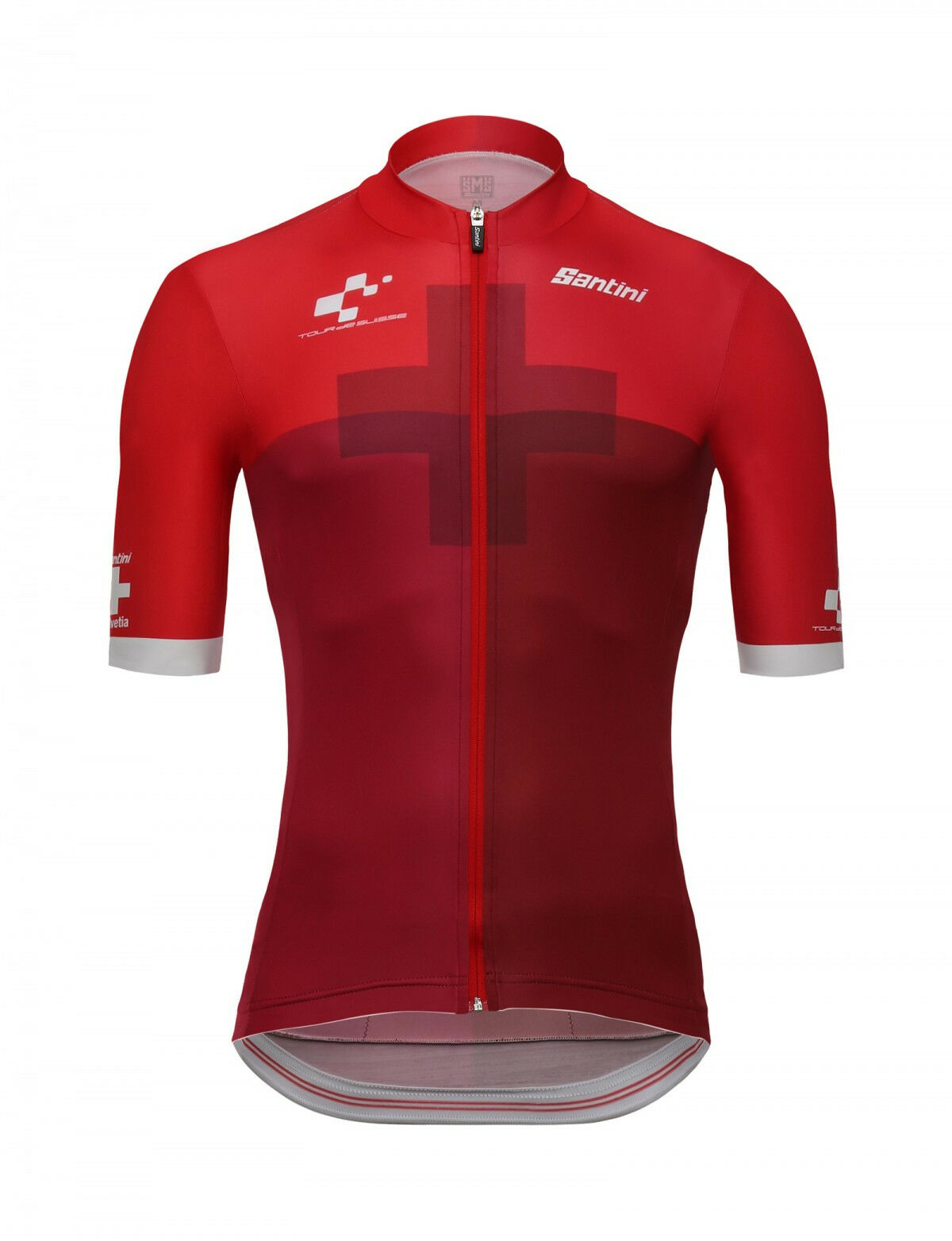RED JERSEY TOUR DE SWISS 2018 Size XXL