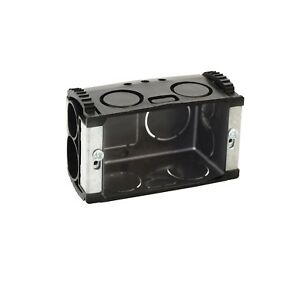 HPM-Standard-Wall-Junction-Box-With-Sliding-Nuts-Retention-Clips-and-Protective