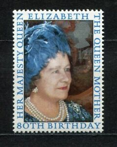 S2784-UK-Great-Britain-1980-MNH-Queens-Mother-Birthday-1v