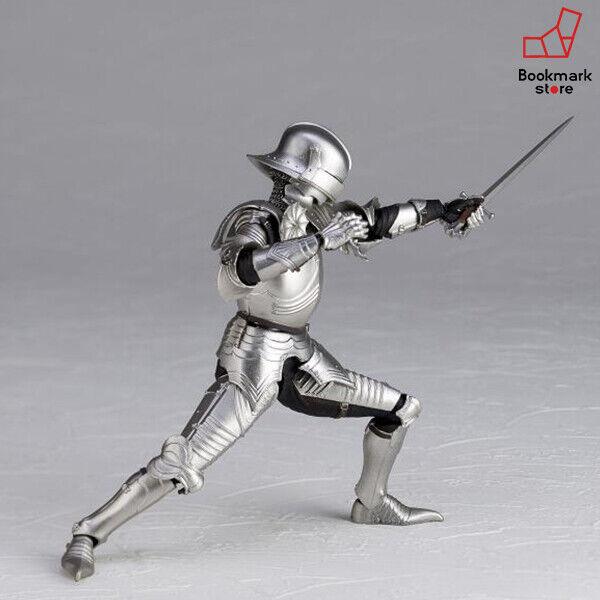 NEW Takeya Style Freely OrnaSiet 15th Century Gothic Field Armor Painted Figure