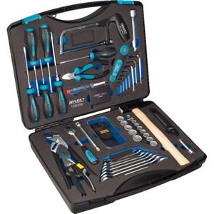 Hazet 1520 56 Tool Case, 105mm x 445mm x 360mm, 56 pieces