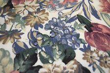 PREMIERE PRINTS FLOWERS IN BLOOM INDOOR OUTDOOR DESIGNER UPHOLSTERY FABRIC DWR