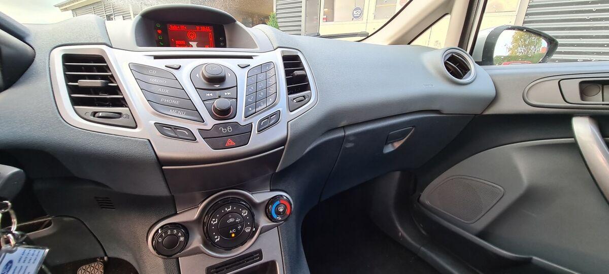 Ford Fiesta TDCi 95 Trend