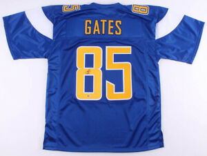 Details about Antonio Gates Signed San Diego Chargers Jersey (Beckett Hologram) 8×Pro Bowl TE